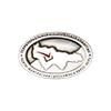 Знак Территориальной избирательной комиссии ХМАО-Югры на лацкан пиджака
