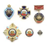 Комплект знаков «ОПП МВД России»