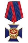 Знак МВД «За заслуги в развитии взаимодействия»