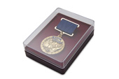 Удостоверение к награде Наградной комплект к медали «Жене моряка»
