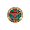 Фрачный знак «165 лет минно-торпедной службе»