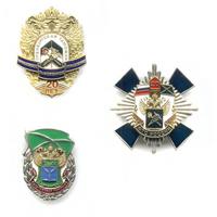 Комплект знаков «ФТС России»