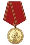 Медаль «За безупречный труд. Охрана и безопасность» 1 степени
