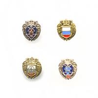 Комплект значков «ФСО России»