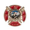 Знак КТОФ «Морская пехота Тихоокеанского флота»