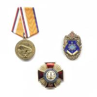 Комплект знаков «РВСН МО»