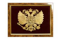 Рамка с накладным гербом «Герб МЧС»