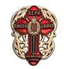 Знак «Крест посольской станицы императорского конвоя»