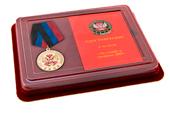 Наградной комплект к медали «За службу в спецназе ДНР» с бланком удостоверения