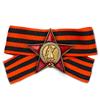 Знак-миниатюра «Орден Красной Звезды» на Георгиевской ленте