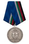 Медаль «35 лет Белгородскому юридическому институту МВД России» с бланком удостоверения