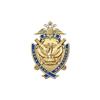 Знак «85 лет ПДН и ЦВСНП МВД России»