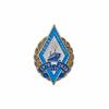 Знак «50 лет окончанию Корабельного факультета ГИИВТ 28 выпуск. »