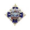 Знак «310 лет штурманской службе. Авиация ТОФ»