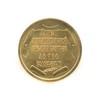 Медаль администрации г.Майкопа «Лауреат премии братьев Соловьевых» в футляре, D=50мм