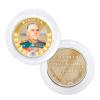 Медаль в капсуле «Маршалы Победы. Жуков Г.К.»