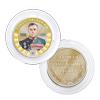 Медаль в капсуле «Маршалы Победы. Рокоссовский К.К.»