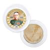 Медаль в капсуле «Маршалы Победы. Шапошников Б.М.»