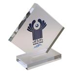Награда из акрила, с индивидуальным дизайном (вариант 1)