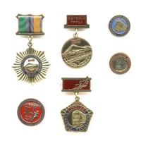 Комплект знаков «РЖД»