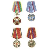 Комплект медалей «ФСИН России»