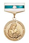 Медаль «Материнская слава. Курганская область»