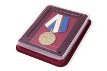 Футляр с поролоновой подложкой под знак на колодке/медаль (55*95), без бланка
