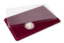 Планшет для монет в капсулах 32/44 мм (5 ячеек)