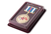 Футляр для медали на квадро-колодке «волна»