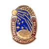Знак «Ветеран космонавтики России»