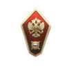 Нагрудный знак «Об окончании специальной средней школы МВД РФ»