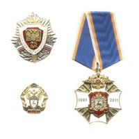 Комплект знаков Нижегородской области