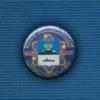 Экспресс-значок «Скалистый» из серии ЗАТО России, D=25
