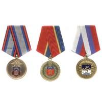 Комплект медалей «Мурманская область»