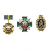 Комплект знаков «ФССП России»