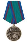 Медаль «Воину-интернационалисту» с бланком удостоверения