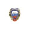Знак фрачный «20 лет Службе дознания МВД РФ»
