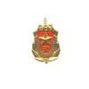 Знак фрачный «90 лет ВКР ФСБ России»
