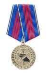 Медаль МВД России «За заслуги в управленческой деятельности» III степени