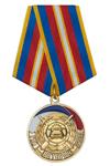 Медаль «Ветеран ГАИ - ГИБДД» с бланком удостоверения