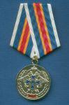 Медаль «Служба участковых уполномоченных Камчатского Края»