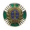 Знак «145 лет службе судебных приставов России»