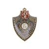 Нагрудный знак «Кадетский корпус Свердловской области»
