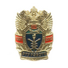 Знак нагрудный «15 лет РТУ РЭБОТИ ФТС России»