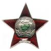 Знак «Участник Афганской войны»