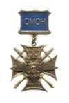 Знак «За службу на Кавказе, ОМОН МВД России»