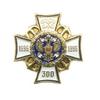 Знак «300 лет флоту России»