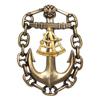 Нагрудный знак «Капитан судна» РФ