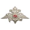 Знак-эмблема МВД (2 пуссеты)