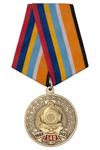 Медаль «140 лет водолазному делу России» с бланком удостоверения